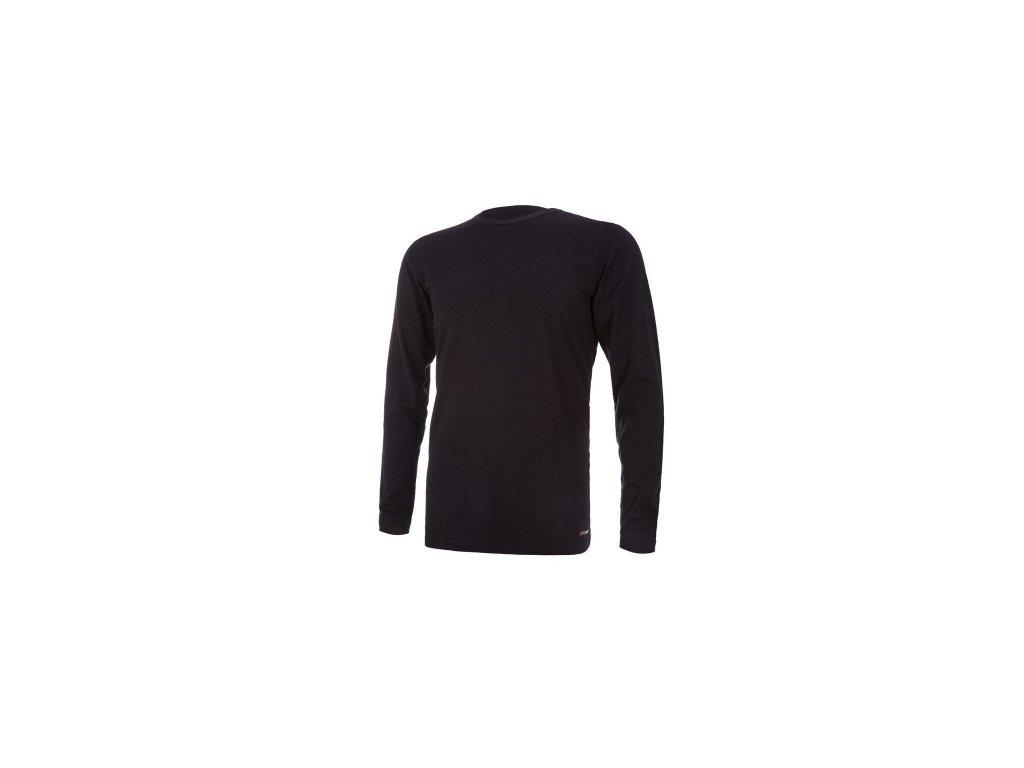 Tričko pánské DR smyk Outlast® - černá
