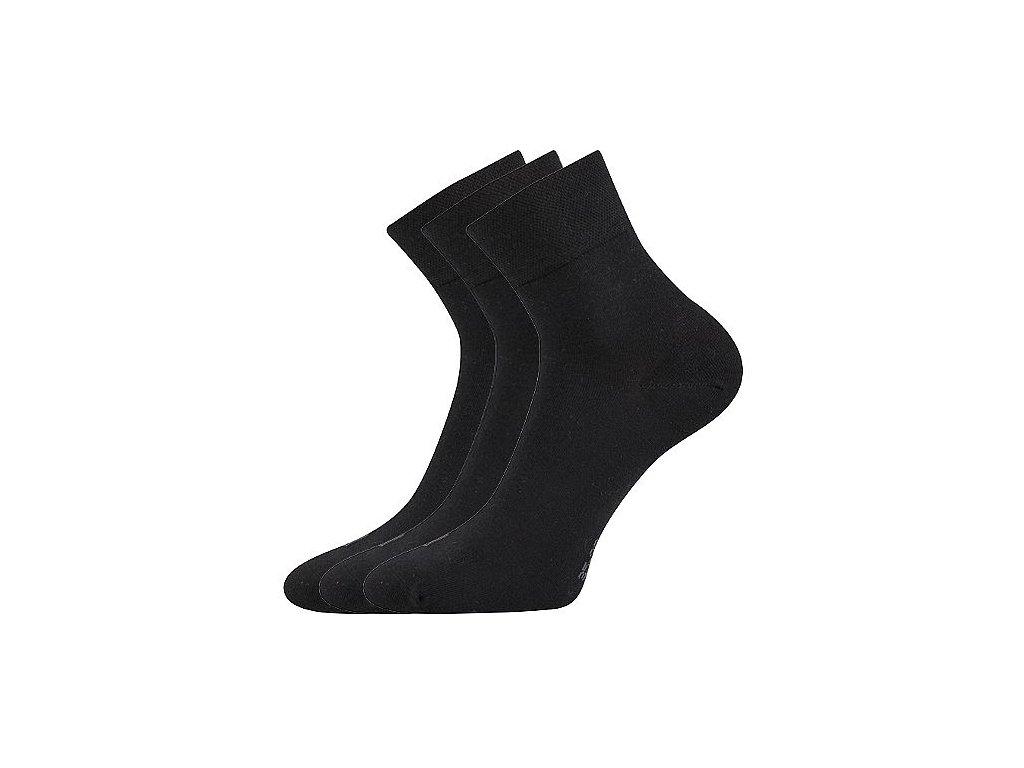 ponozky emi cerna