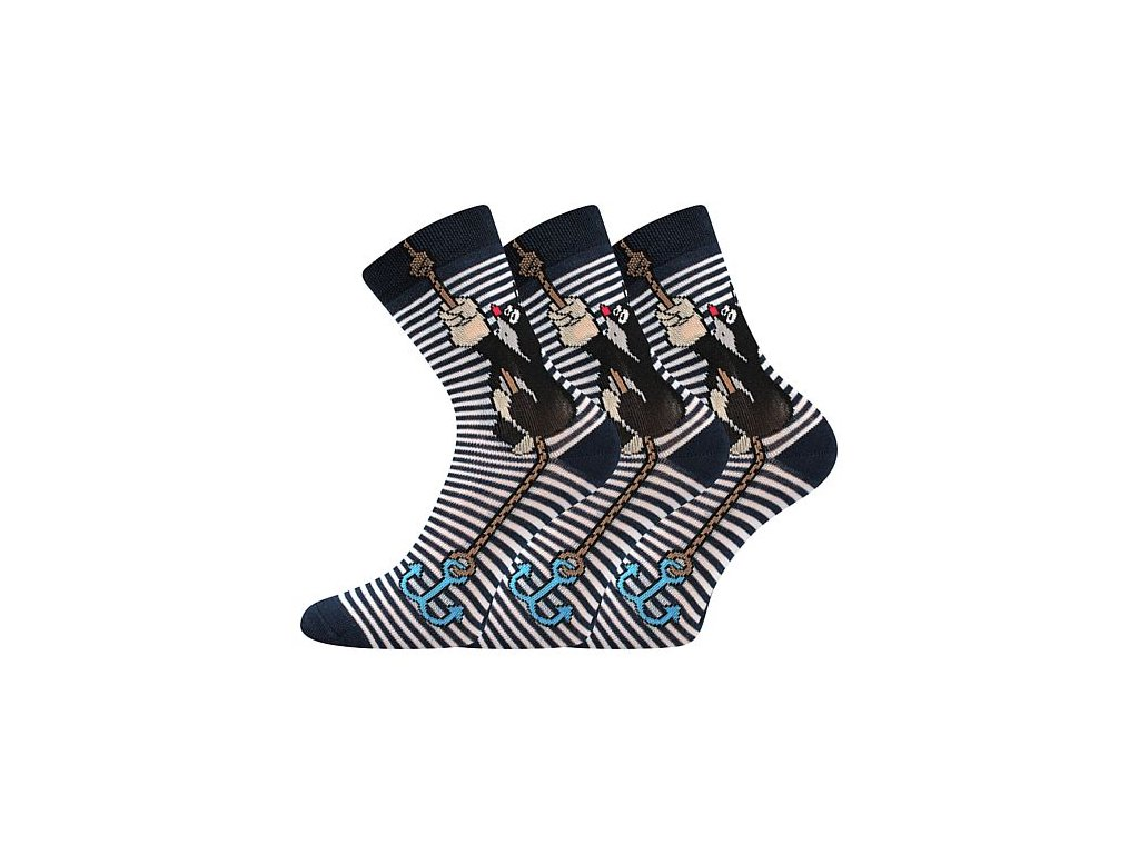 detske ponozky kotva krtek modra (1)