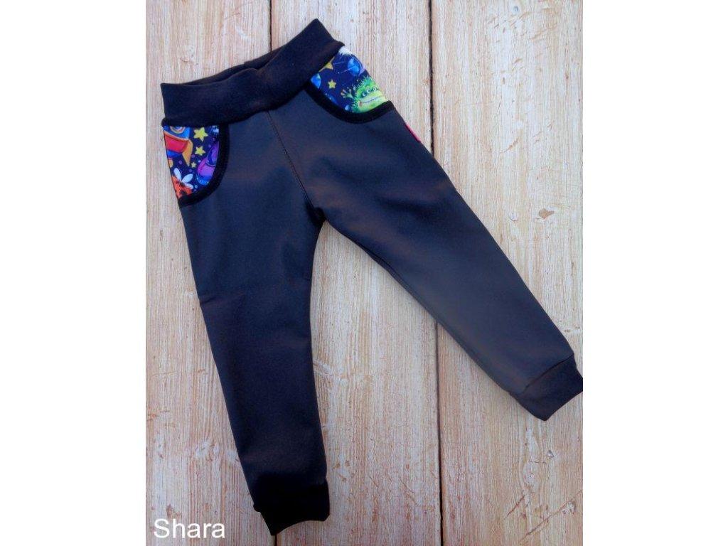 detske softshelove kalhoty zateplene cerna priserky (1)