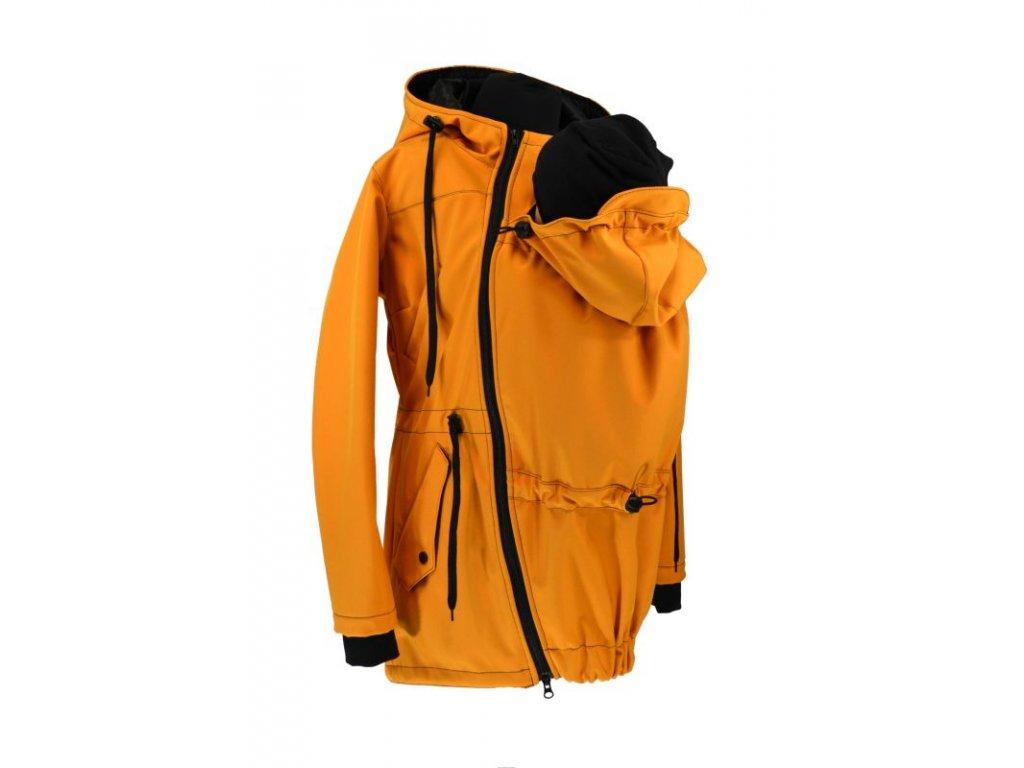 softshellova nosici parka pro predni noseni medova (1)