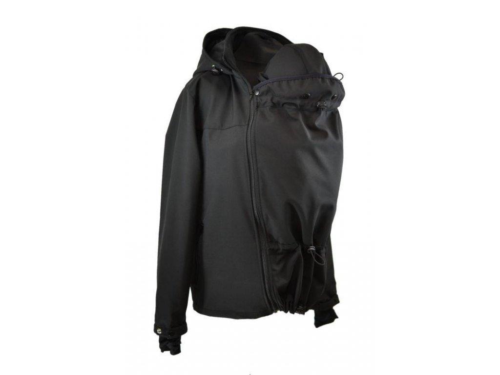 panska nosici softshellova bunda cerna (3)