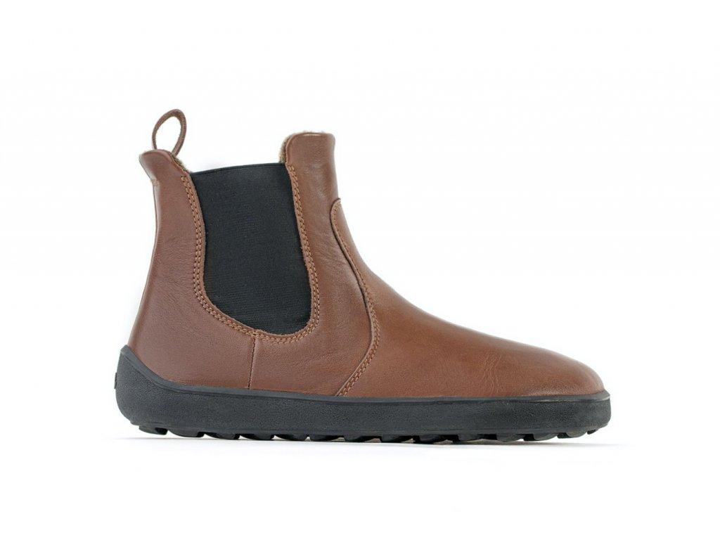 barefoot boty belenka entice dark brown (9)
