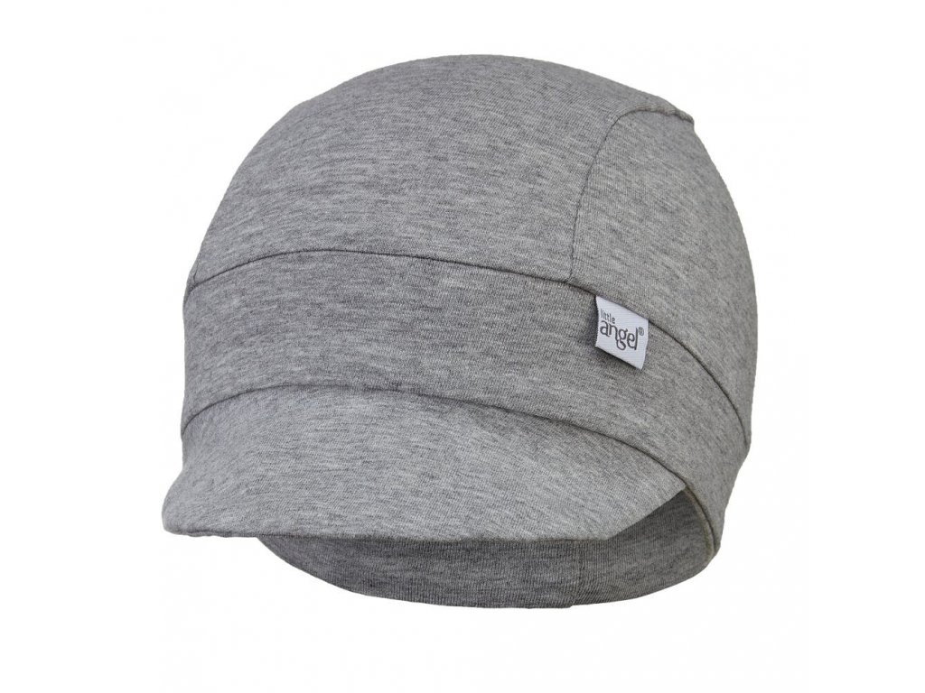 Kšiltovka tenká Outlast® - šedý melír