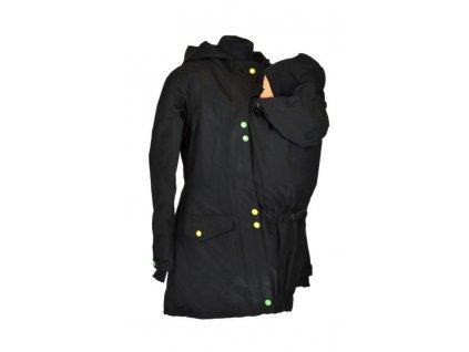 nosici kabat shara bio bavlna cerny (1)