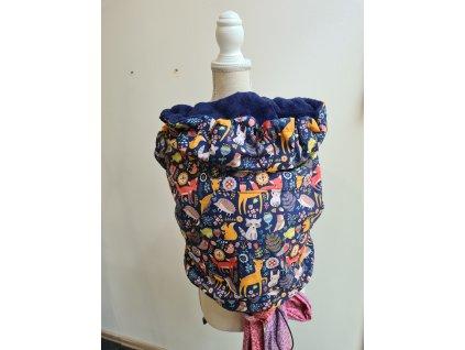 nosici kapsa softshellova zviratka s modrou (2)
