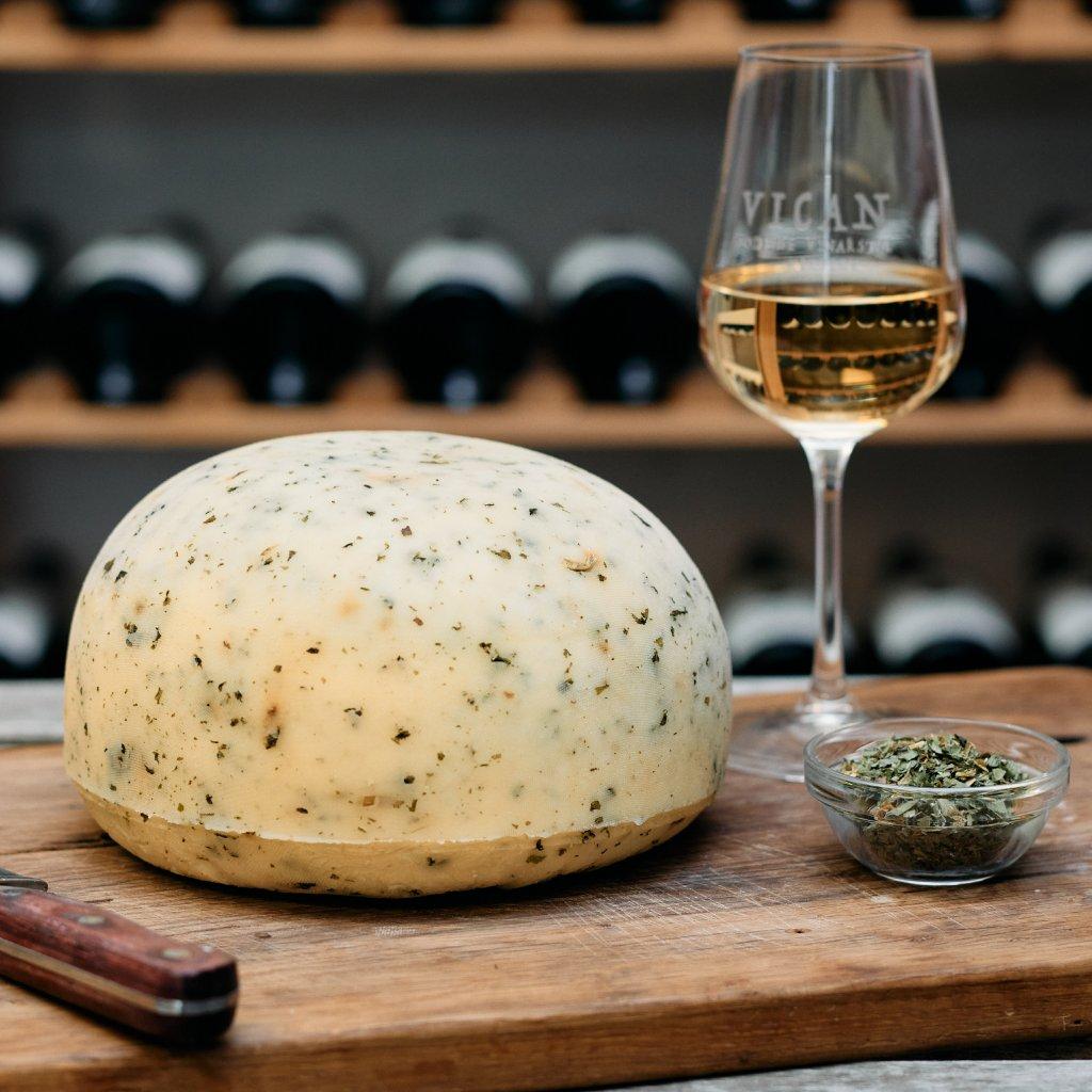 Zelený sen: Sylván & bylinkový sýr