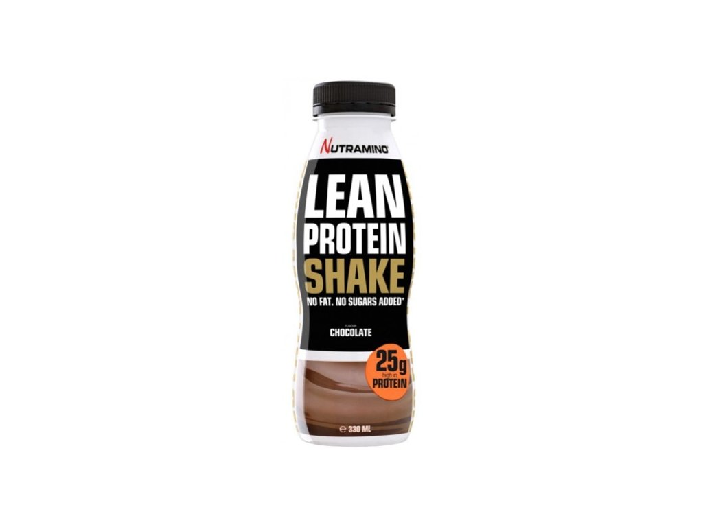 Nutramino LEAN shake chocolate 330ml