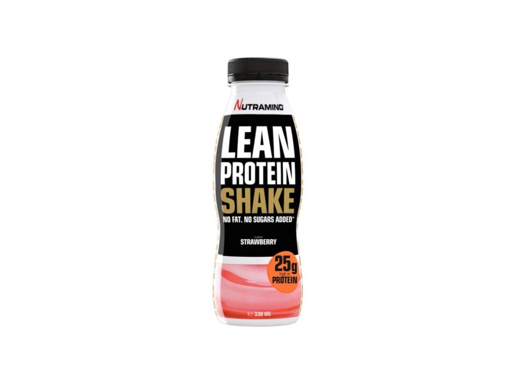 Nutramino LEAN shake strawberry 330ml