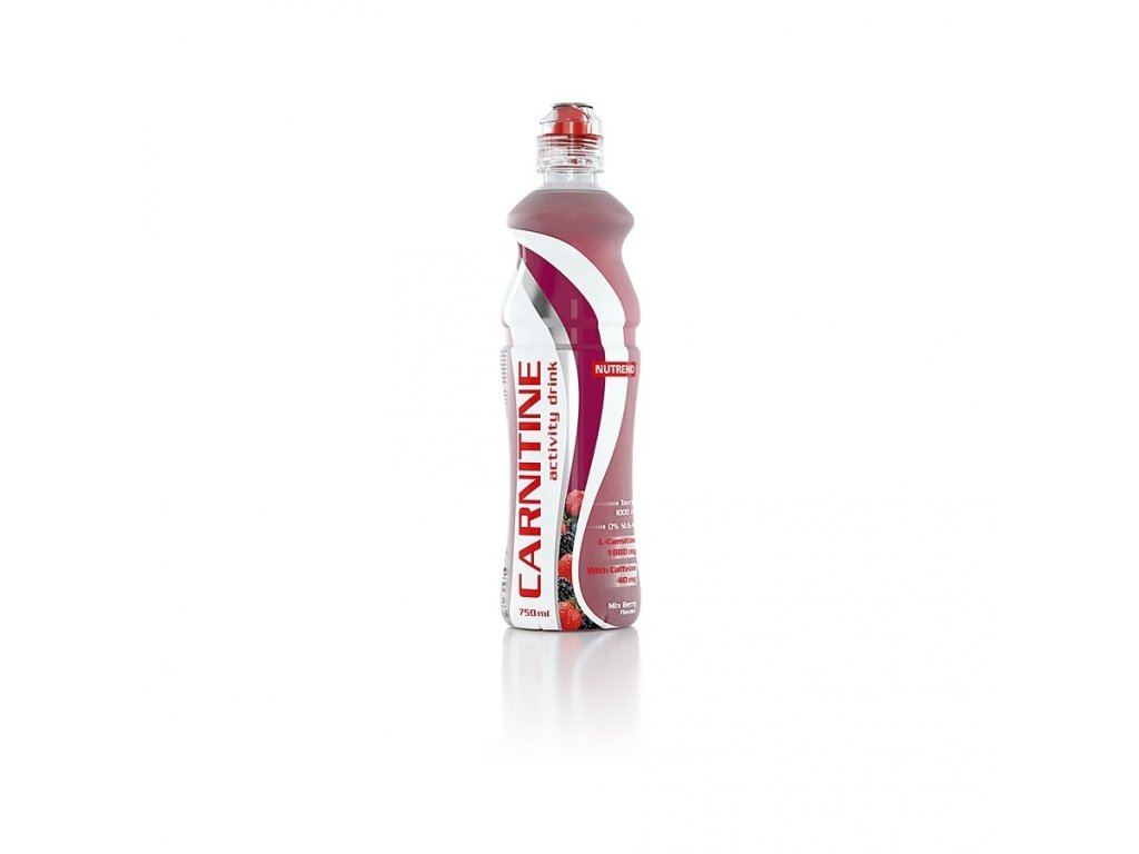 Nutrend Carnitin 0,75l active berry