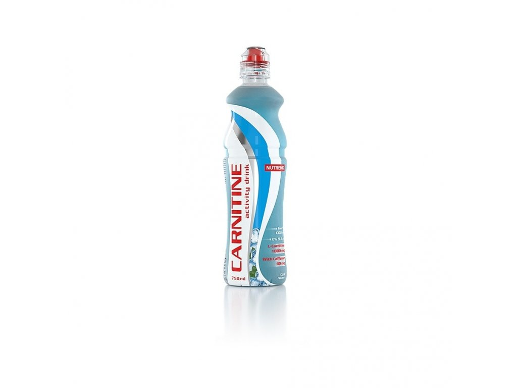 Nutrend Carnitin 0,75l active cool