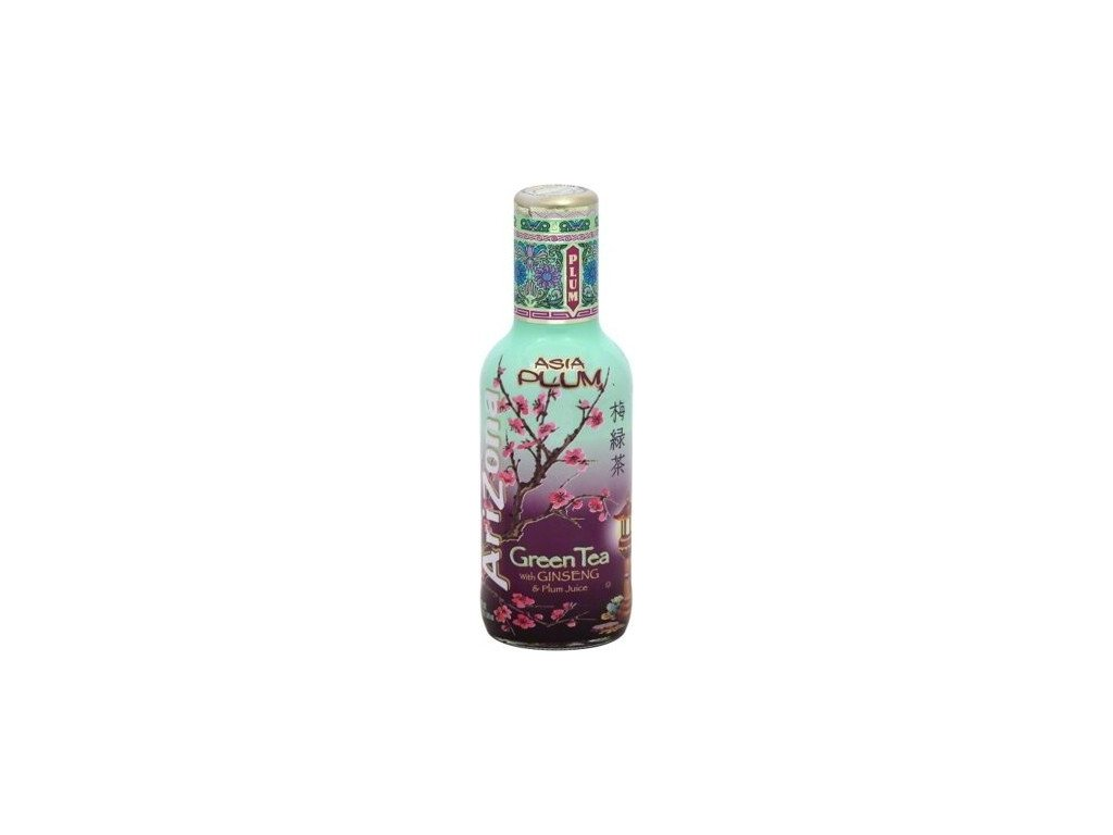 Arizona ice tea 450ml švestka