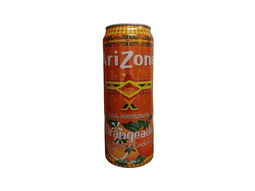 Arizona 680ml pomeranč