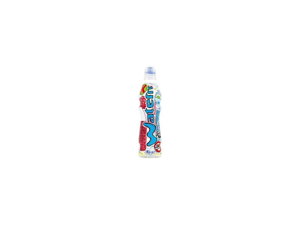 Kubík waterrr 500ml malina