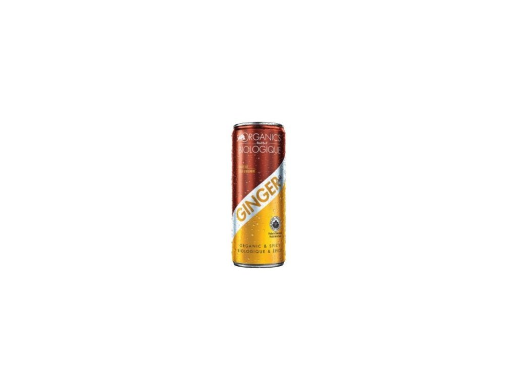 Red Bull organic ginger 250ml