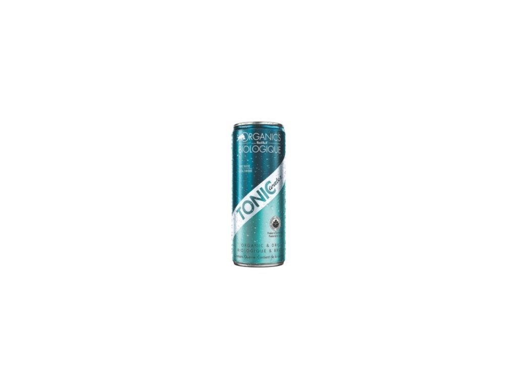 Red Bull organic tonic 250ml