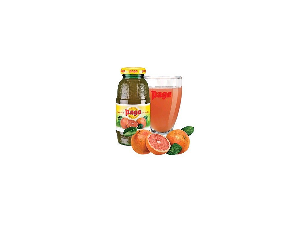 Pago růžový grapefruit 200ml