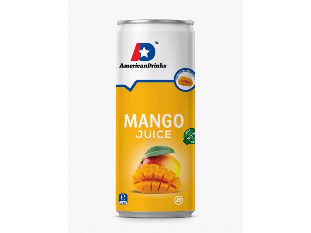 AmDrinks mango 330ml