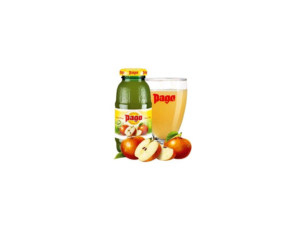 Pago cloudy apple 200ml