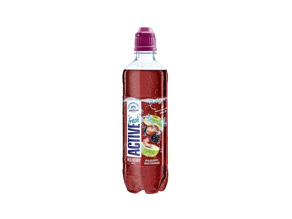 Active O2 fresh red berry 500ml