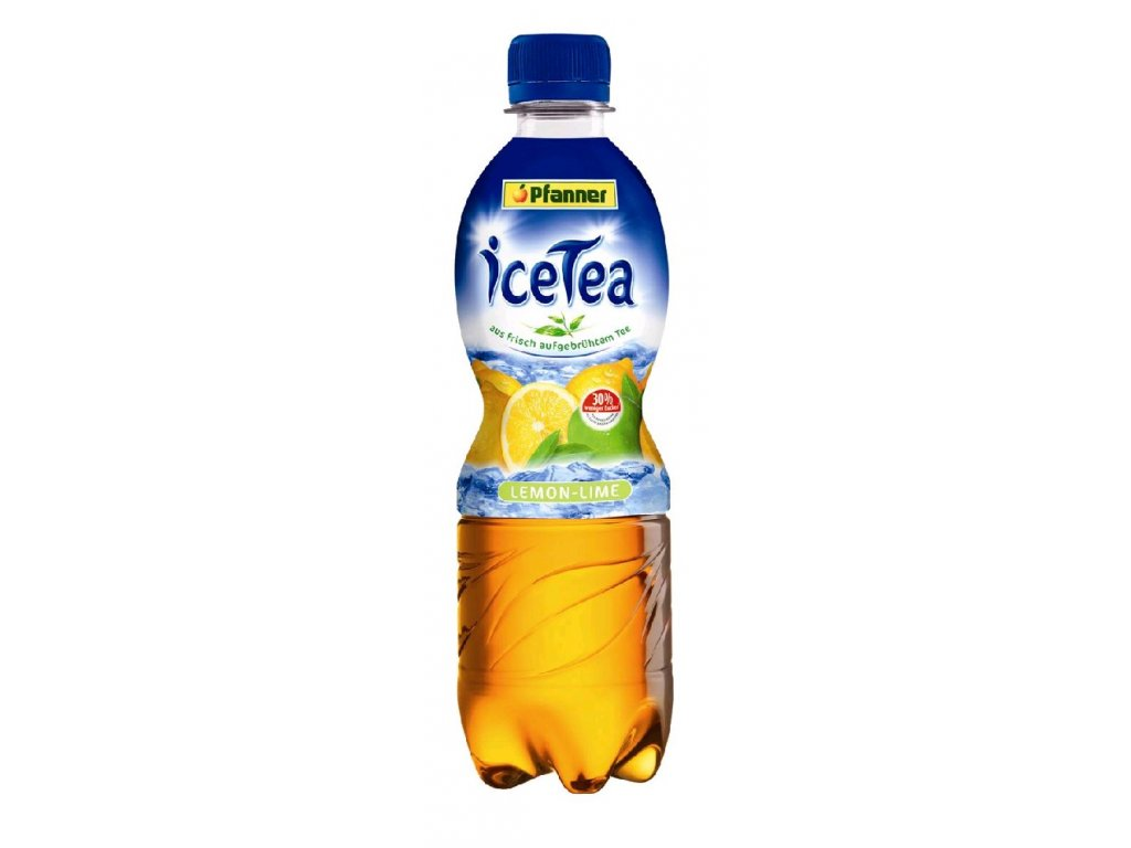 Pfanner ice tea 500ml citron