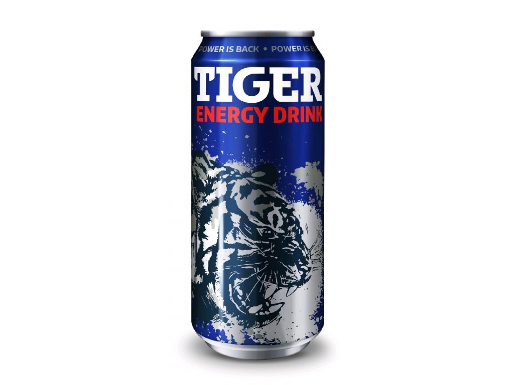 Tiger energy drink classic 500ml