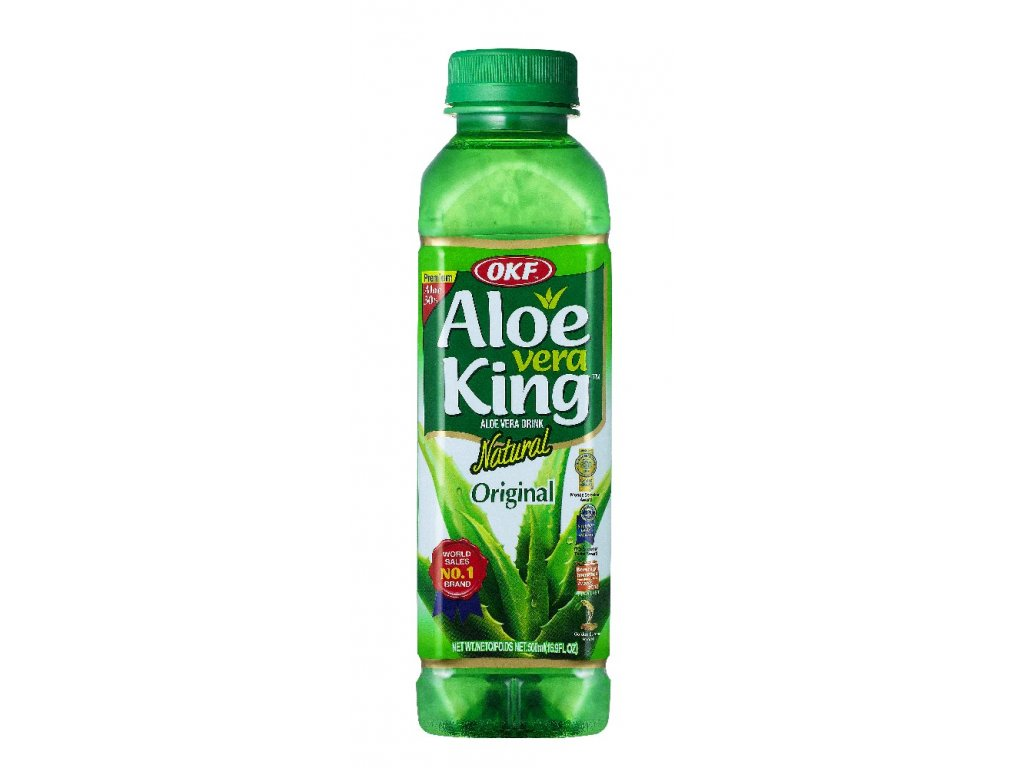 OKF Aloe natural 500ml