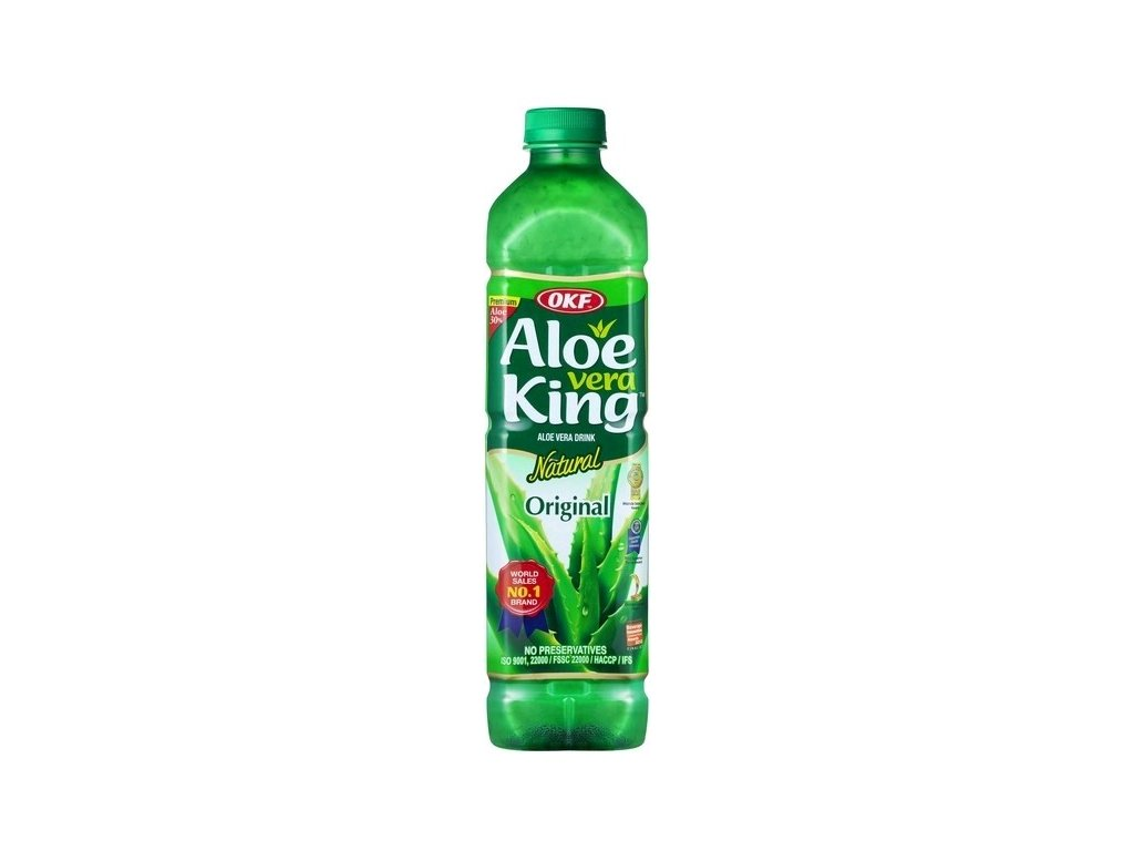 OKF Aloe natural 1,5l
