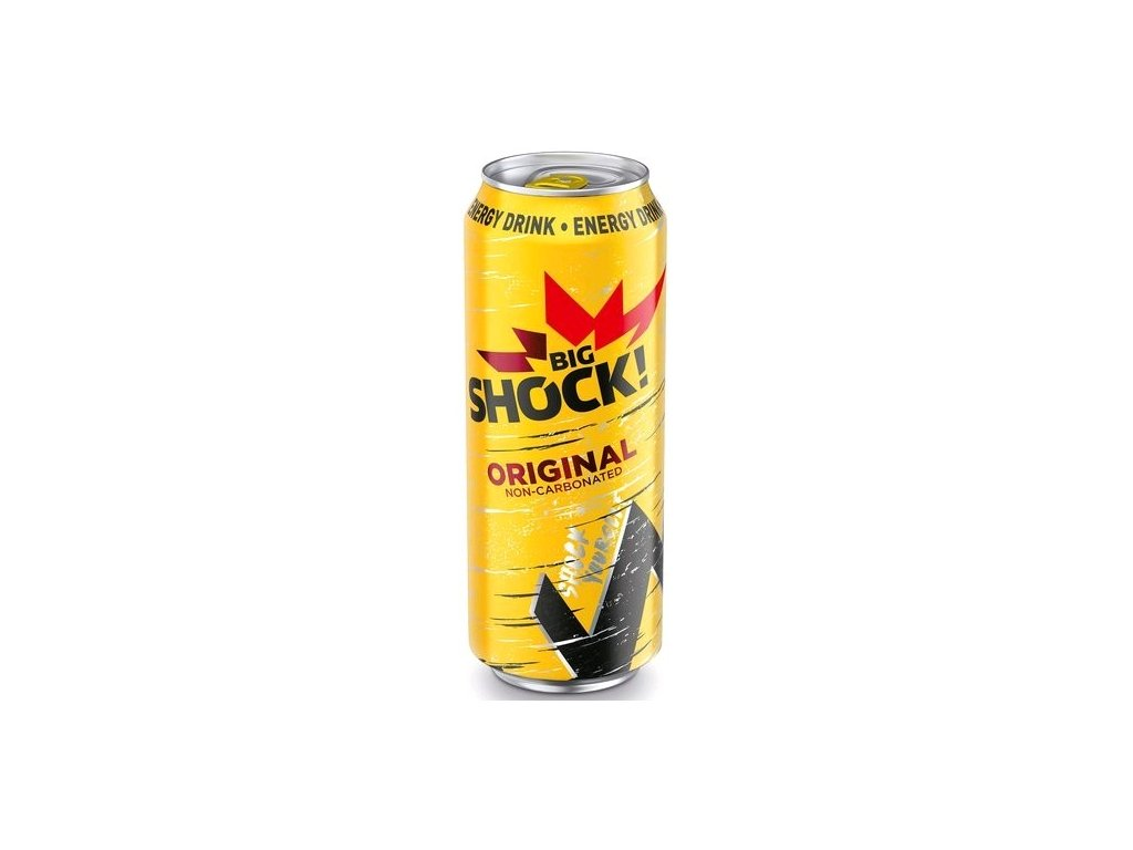Big Shock original 500ml