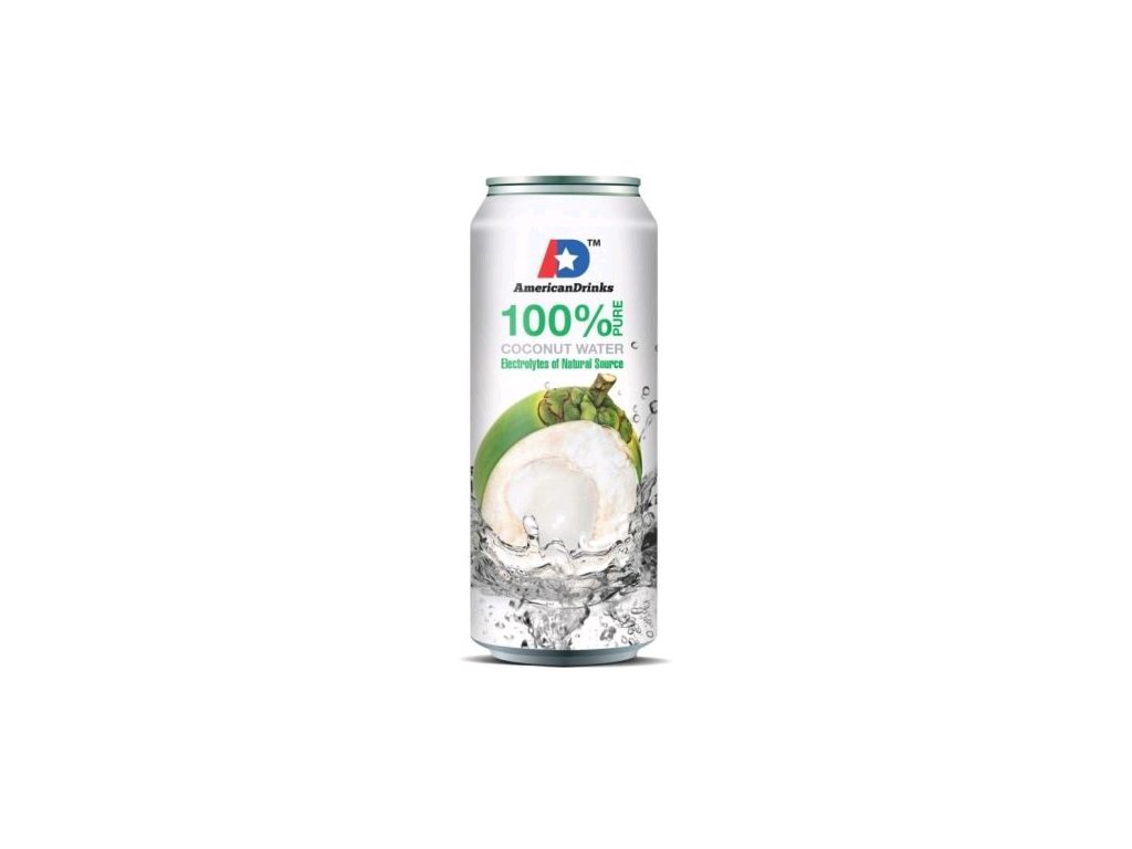 AD 100% Coconut water 500ml