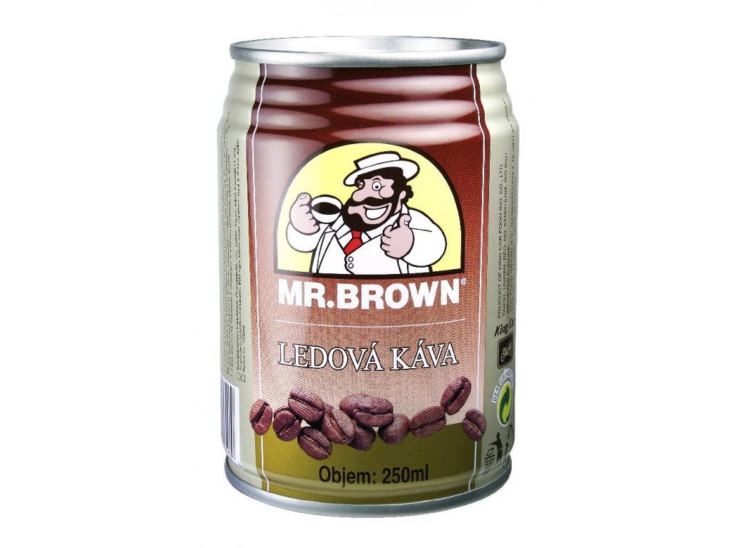 Mr.Brown Classic 240ml