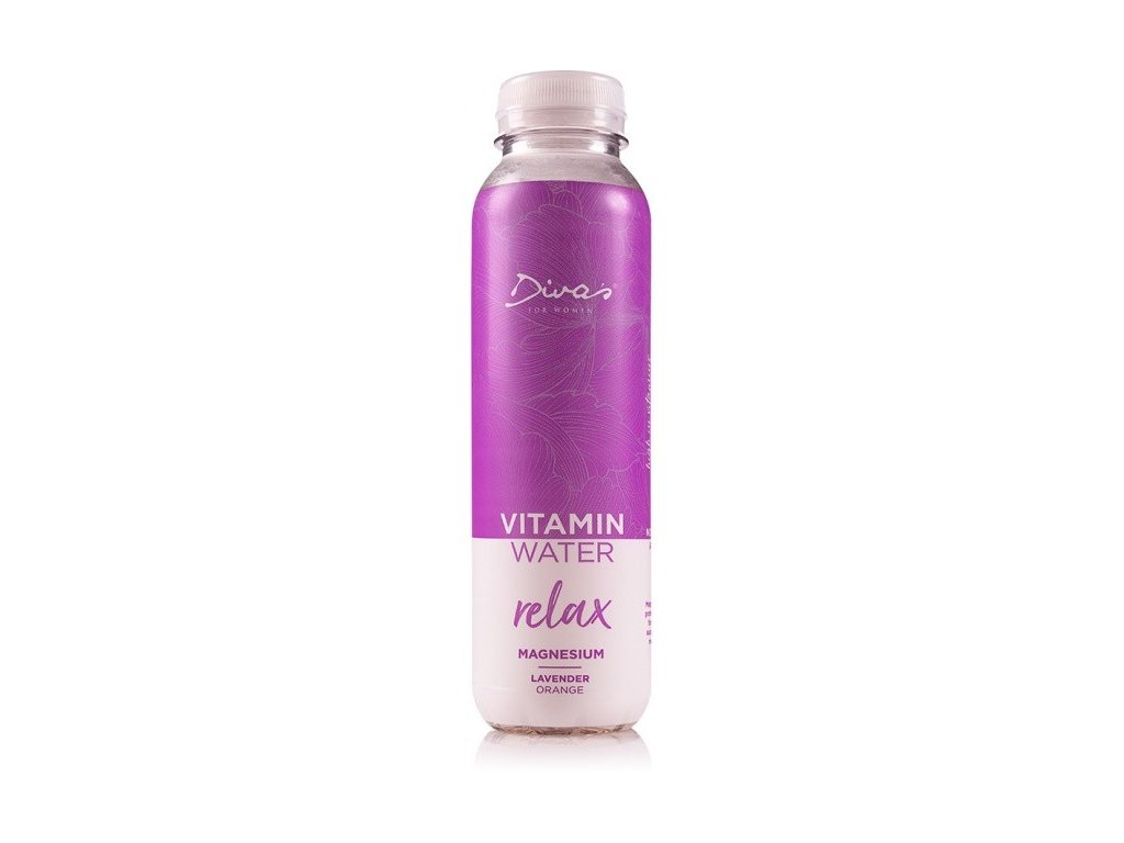 Diva's Vitamin Water - RELAX 400ml
