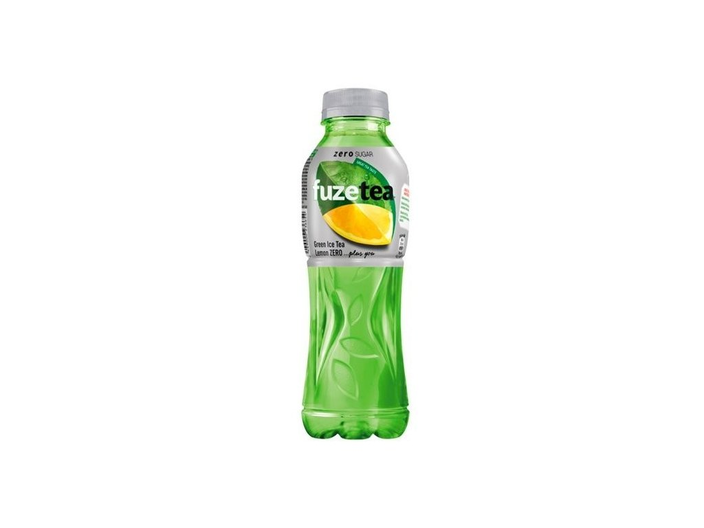 Fuze tea citron zero 500ml