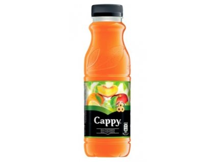 Cappy multivitamin 0,33L
