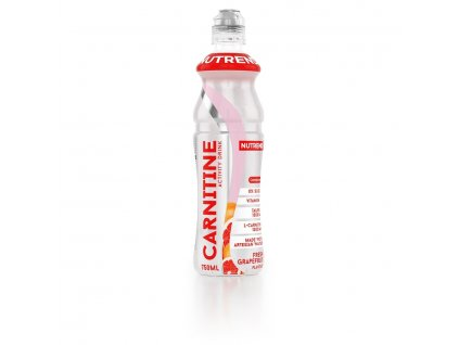 carnitine activity drink bez kofeinu 2020 grapefruit