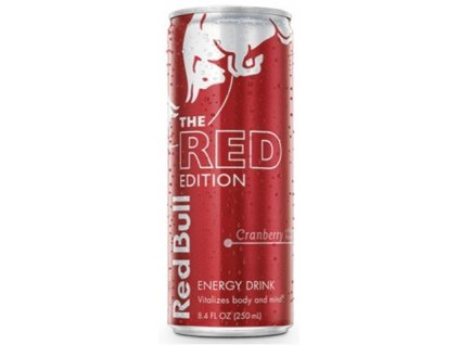 Red Bull red brusinka 250ml