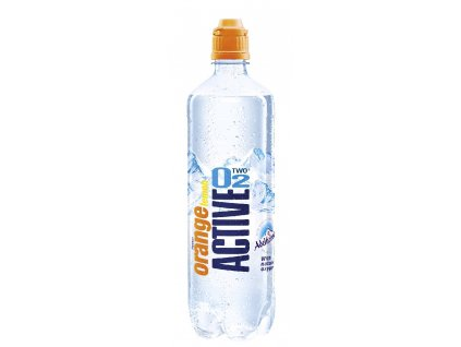 Active O2 pomeranč/citron 750ml