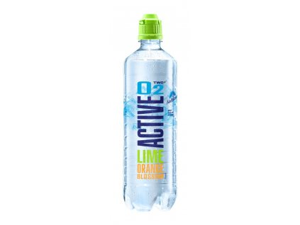 Active O2 lime/orange blossom 750ml
