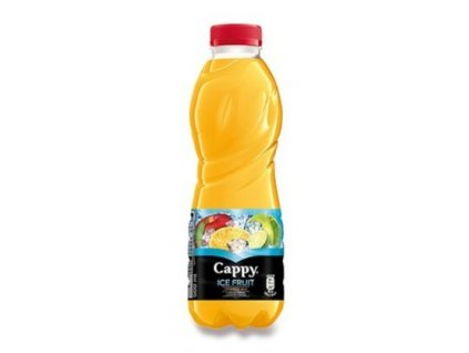 Cappy ice fruit 500ml pomeranč