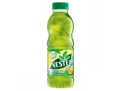 Nestea zelený citrus 500ml