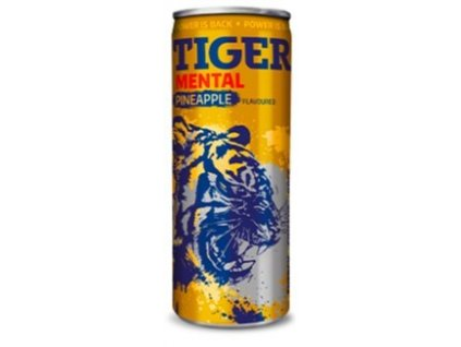 Tiger energy mental 250ml