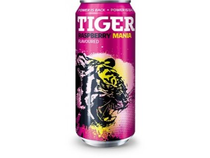 Tiger energy malina 500ml