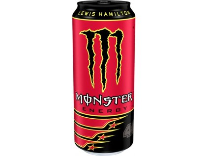 Monster Lewis Hamilton 500ml