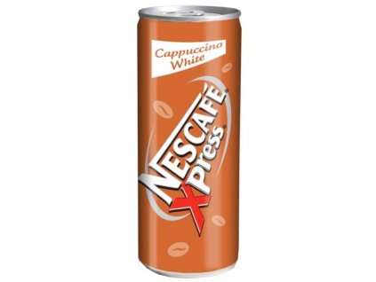 Nescafe Xpress white cappucino 250ml