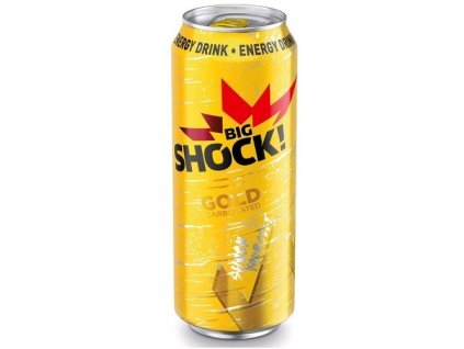 Big Shock gold 500ml