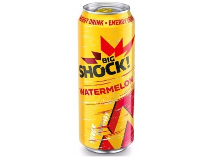 Big Shock watermelon 500ml