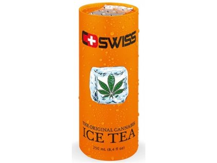 CSWISS Cannabis Ice Tea 250ml