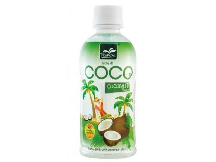 Coco Tropical natural 320ml