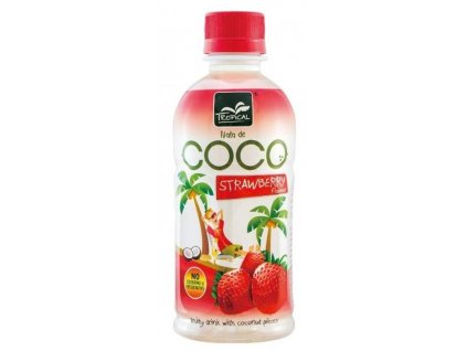 Coco Tropical jahoda 320ml