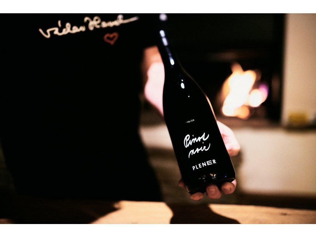 Pinot noir 2017 - VYPRODÁNO